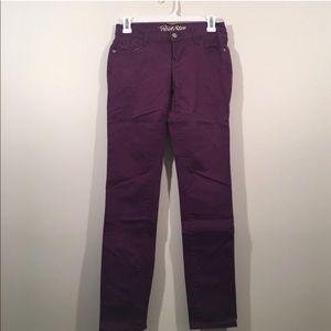 NEVER WORN purple pants